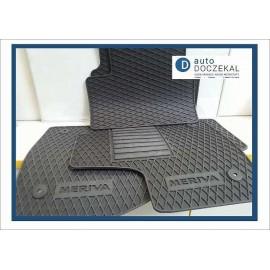 Originalus Opel Meriva B Guminių kilimėlių komplektas