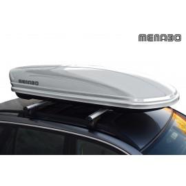 Stogo bagažinės Menabo Mania 580L nuoma