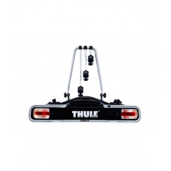 3 dviračių laikiklis ant kablio Thule EuroRide