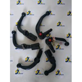 Įvairūs kablių antgaliai