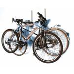 Tvirtinamas prie sienos dviračių laikiklis Menabo