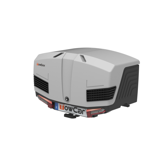 Bagažinė ant kablio Aragon Towbox V3