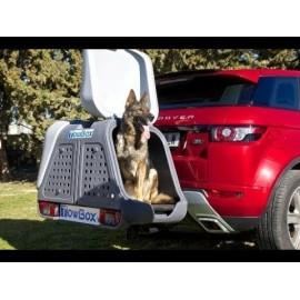 Bagažinė ant kablio Aragon Towbox V2 Dog