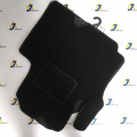 Opel Vivaro priekiniai medžiaginiai kilimėliai