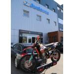Motociklo laikiklis ant kablio TowCar Balance